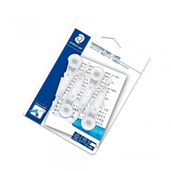 Staedtler Correction Tape Refill (5mm X 6m) (4 pieces per set)